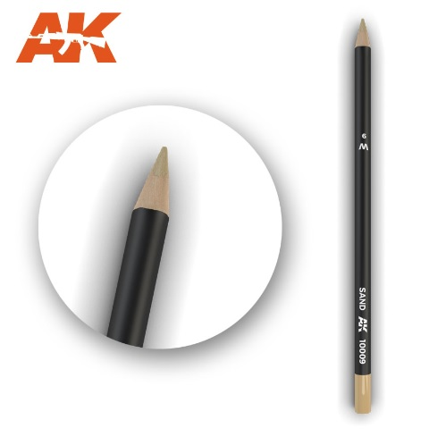 Watercolor Pencil Sand - Image 1