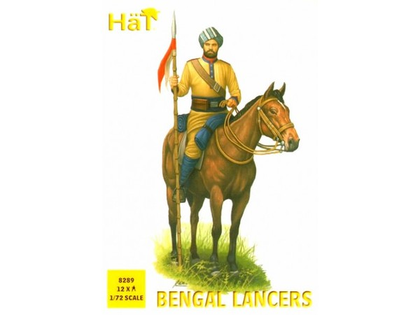 Colonial Bengal Lancers - Image 1