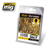OAK - DRY LEAVES - Image 1