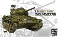 M24 Chaffee Light tank French - Image 1