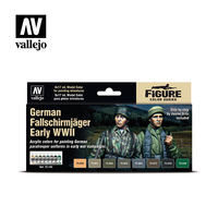 70185 German Fallschirmjager Early WWII Set