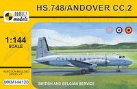"HS.748 Andover Military CC.2 ""Europe"""