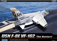"USN F-8E VF-162 ""The Hunters"" - Image 1"