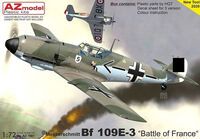 "Bf-109E-3 ""Battle of France"" - Image 1"