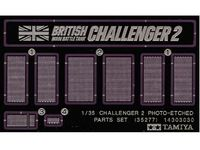 Challenger 2 Photo-Etched Set - Image 1