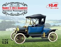 Model T 1913 Roadster, American Passenger Car
