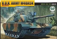 ROK Army M48A5K with Remote Control