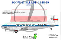 DC-3 Polish LOT