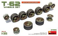 T-62 wheels set - Image 1