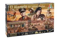BATTLESET: WWII EL ALAMEIN The Railway Station - Image 1