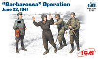 Barbarossa operation June, 22, 1941