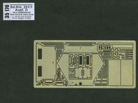 Sd.Kfz.251/1Ausf. D-Vol.4-add.set-rear doors  and  vision ports (DRA)
