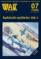 Jak-1 Russian fighter - Image 1