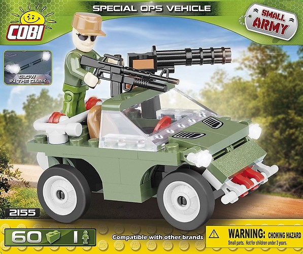 Special OPS Vehicle - Image 1
