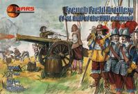 French Field Artillery (1-st half of the XVII century)