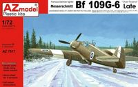 Messerschmitt Bf 109G-6 Late Over Finland - Image 1