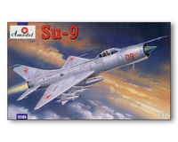 Sukhoi Su-9 Soviet Air Defence Fighter-Interceptor