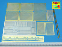 Mesh screens Thoma Schild for T-34/85