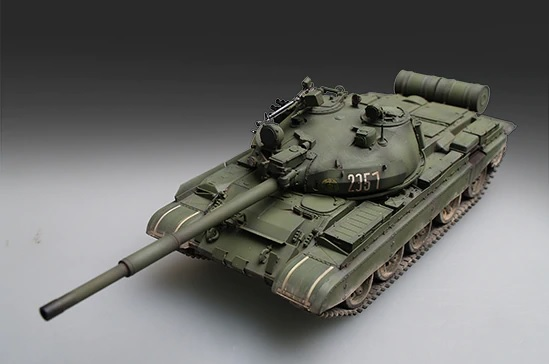 Russian T-62 BDD Mod.1984 (Mod.1972 modification) - Image 1