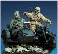 German motorcycle crew - Image 1