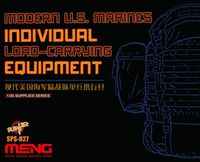 Modern U.S. Marines Individual Load-carrying Equipment - Image 1