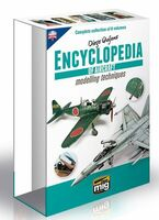 Case For Encyclopedia Of Aircraft Modelling Techniques (English)