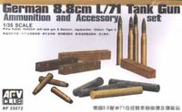 8.8cm L/71 Ammunition  and Accessories - Image 1