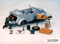 kubelwagen engine set - Image 1