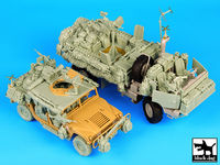 M1078 LMTV War pig plus HUMVEE Spec.f. for Trumpeter plus Tamiya - Image 1