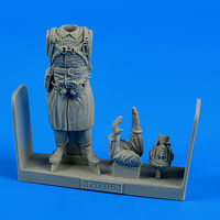Russian pilot WWII Figurines - Image 1