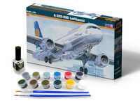 A-320-200 Lufthansa - Model Set - Image 1