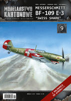 Bf-109 E-3 Swiss Shark
