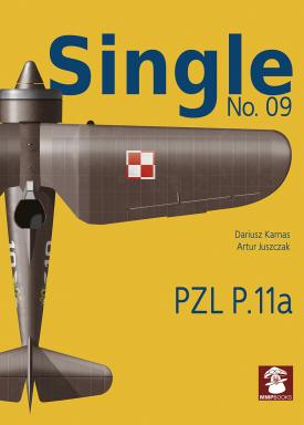 Single No. 09 PZL P.11a - Image 1