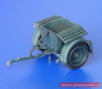 Ammunition trolley for Sdkfz 252 (Sd.Anh. 32)