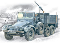 Krupp L2h143 Kfz.70 German Light Army Truck - Image 1