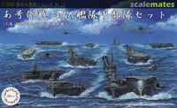 Operation A Ozawa Fleet KOU Set Taiho/Shokaku/Zuikaku/with Pre-Painted Navalised Aircraft - Image 1