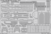 P-61A/B undercarriage HOBBY BOSS - Image 1