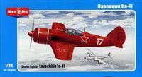 Soviet Fighter Lavochkin LA-11