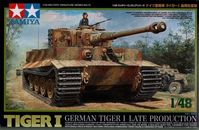 German Tiger I late production