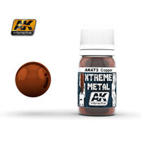 AK473 XTREME METAL COPPER - Image 1
