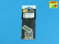 Wing nuts PE nuts with turned bolt x 30 pcs. - Image 1