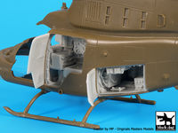 OH-58 D Kiowa electronic for Italeri