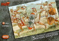 Carthaginians - Spanish Infantry