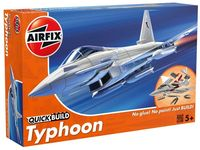 QUICK BUILD Eurofighter Typhoon - Image 1