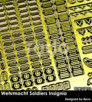 Wehrmacht Soldiers Insignia - Image 1