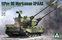 Finnish Self Propelled Anti Aircraft Gun ltPsv 90 Marksman SPAAG