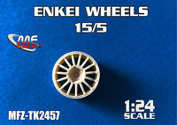 Enkei wheels 15/5 - Image 1