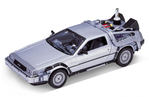 Delorean Time Machine - Image 1