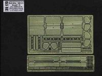 Sd.Kfz.251/1 Ausf.D-vol.7-add.set-back seats and boxes (DRA)