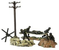 American 29th Infantry Division (5 figures)